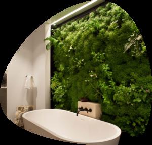 Décoration végétale Design