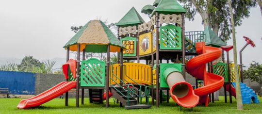 Aménager un espace de jeux pour enfants dans un jardin