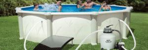 pompes à chaleur pour piscines