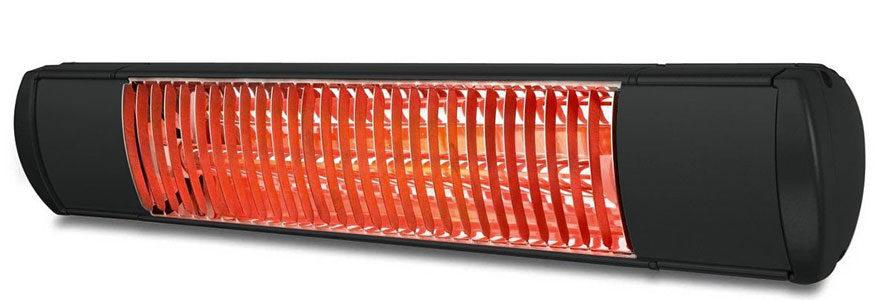 Chauffage infrarouge extérieur