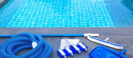 nettoyer votre piscine